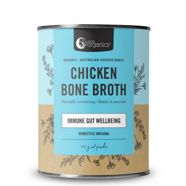 chicken bon broth home style