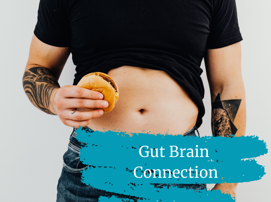 understanding how food, hormones and stress impact your gut brain connection including your health