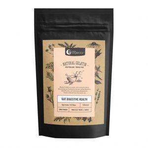 Nutra Organics Natural Gelatin 250g Australian grass fed gelatine for gut health